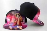 best bboy - 2016 Fashion Style Men Women One Piece Snapback Cartoon Hats style colours bboy sports caps Best Quality
