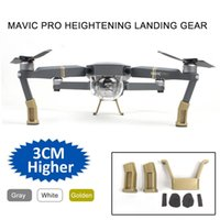 Wholesale 1set safety landing bracket Heighten Landing Gear Protection Frame For DJI Mavic Pro Quadcopter