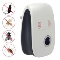 Wholesale US EU Electronic Ultrasonic Anti Pest Bug Mosquito Cockroach Mouse Killer Repeller LMY337