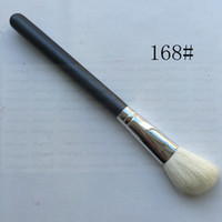 bevel brush - epacket china Post Sell good quality of wool bevel blush grooming contour makeup tools Makeup brush HZS006