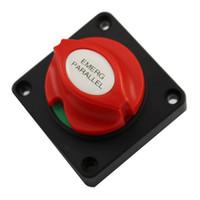 battery isolator - Boat Marine Master Battery Isolator Cut Off Kill Switch Volt