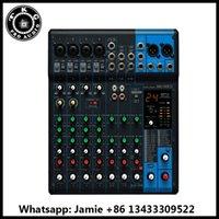 Wholesale DHL shipping Best quality audio speaker channels MG10XU mixer MU10XU mixing console