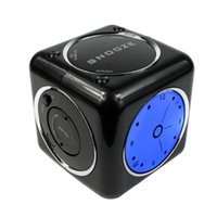 Wholesale Mini Radio with USB SD Card Radio MP3 Player Multimedia Speaker Receiver with Alarm Clock Snooze Function Portable Radio Y4390A