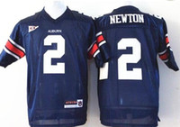 basketball knit jerseys - Stitched Auburn Tigers American College Jeremy Johnson Bo Jackson Cameron Newton Mens pro Football Pro Mens Jerseys Elite Embroidery
