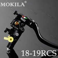 Wholesale Motorcycle parts Brake Pump RCS Technology of CNC Multicolor Hydraulic Clutch Brake For Kawasaki Yamaha ducati monster fz6