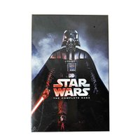 Wholesale 2016 Hot Film Star wars the complete saga full Set Version Complete series US DVD Player Boxset New DHL days