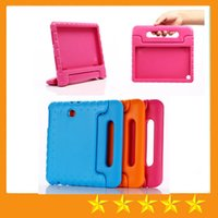 amazon safe - Portable Kids Safe Foam Shock Proof EVA Case Handle Cover Stand for Amazon Kindle file HD7 inch