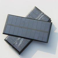 automobile application - W V Polycrystalline Solar Panel Solar Cell DIY Small Power Applications Toys Education Kits MM