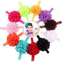 Cheap Headbands Hair Accessories Best Lace Floral baby Headwear Head