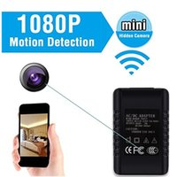 ac internet adapter - WiFi Hidden Camera Adapter Camera HD1080P Audio Video Covert Spy Recorder USB Socket AC Plug Adapter DVR iPhone Android PC Mac Internet