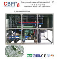 Wholesale CBFI kg per day commerical cube ice machine for sale
