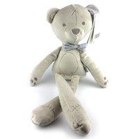 baby bedding roses - Mamas papas plush toy stuffed doll soft bear baby gift sleep calm bed story Anime Mamas Papas British Aristocrat Kawaii doll