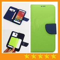 Wholesale Universal Wallet Credit Card PU Flip Leather Case for iphone samsung HTC HAUWEI XIAOMI LG to inch