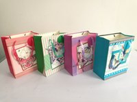 Wholesale New design Paper bags shopping bags for festival celebration birthday party good price