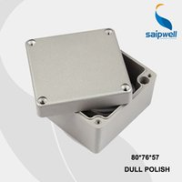 aluminum electrical box - mm Size Industrial Waterproof Aluminium Box Electrical Aluminium Enclosure With CE ROHS