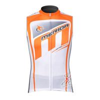 Los nuevos hombres MERIDA que ciclo la camiseta sin mangas del chaleco de la bicicleta del hombre del ciclismo de la ropa del chaleco del desgaste de la ropa del chaleco de la bicicleta del chaleco C0222