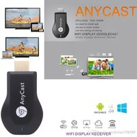 Wholesale TV Stick Anycast M2 Plus Miracast DLNA Airplay Dongle MirrorOP For iOS Andriod Windows Better Than EzCast Chromecast
