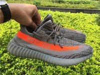 Wholesale With Original Box Kanye West Boost Men s Running Shoes Women s Run Shoes SPLY Boots Sports Shoes Sneakers Famous Brand Sply