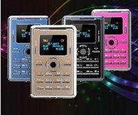 Livraison gratuite; Nouveau C5 mini carte droite de carte de téléphone mobile étudiants de mode mince poche couple petit téléphone mobile