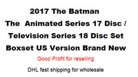 animate batman - 2017 The Batman The Animated Series Disc Television Series Disc Set Boxset US Version Brand New