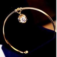 base plate design - True zirconium based unique design zircon ball quality texture ultra fine bracelet