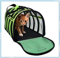 Wholesale Pet Travel Carrier Pet Carrier Soft Sided Cat Dog Comfort Travel Tote Bag Newly Designed Soft Sided Pet Carrier Comfortable Carrie