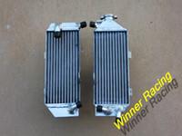 Wholesale Aluminum Radiator For Honda CRF250R CRF R water box motorcycle water box motorcycle replacement parts engine cooling parts