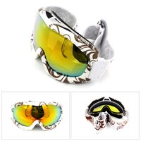 best country flags - Best selling flexible country flag printing wintersport ski racing snowboarding goggles JHX010