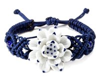 art shops jewelry - stone flowers hand made ceramic bracelet orginal art jewelry our shop sells products are ceramic jewelry