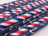 anchor paper - Free DHL Shipping Anchor Paper Straw packs mix or pick colors