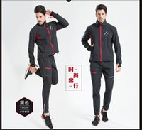 Wholesale outdoor sports clothing Sportswear Outdoor sportswear in autumn