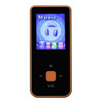 Vente en gros - 8 Go Momery Lecteur MP3 Vidéo Musique Film Lecteur audio Radio FM Prise en charge de haut-parleur 32BG TF Card #ED