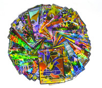 Wholesale 2017 New Set poke Cards EX MEGA Card Toys Games Playing English Pikachu Collectable Card toys for Kids Gift