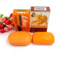 areola lightening - Meixin Likas Papaya Handmade Soap Body Skin Whitening Soap Body Areola Whitening Lightening Herbal Soap For Body Face Cleanser