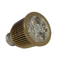Wholesale High brightness lamp led spotlights downlight lighting aluminum v to v w