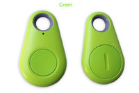 Wholesale hot selling Colorful Smart Bluetooth Tracer GPS Locator Tag Alarm Wallet Key Pet Dog Tracker Finder