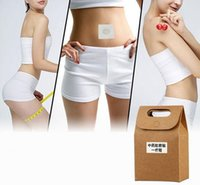 adhesive weights - Chinese Medicine Strongest Weight Loss Slimming Diets Slim Patch Pads Detox Adhesive Sheet