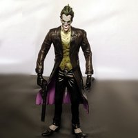 animate collection - Batman Dark Knight The Joker Animated Action Figure Toy Doll Collection CM