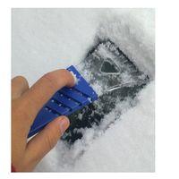 snow shovel - Mini car in winter snow shovels ice scraper Defrost shoveling snow removal deicing tools Shop Equipment