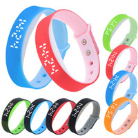 age auto - Fashion Unisex W7 Sports Smart Watch Digital Fitness Tracker Pedometer Waterproof Smart Watch Bracelet LED Auto Date for iphone S7edge