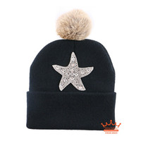 Boy Summer Crochet Hats 3-12 year old children cheap promotion winter hat rhinestone style girl boy brand beanies thermal outdoor child kid skullies cap
