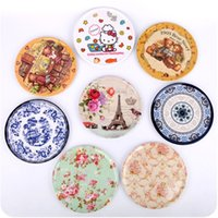 bamboo lampshade - kitchen tools classic tools table mat daily using tools crochet coasters zakka doilies cup pad props for lampshade