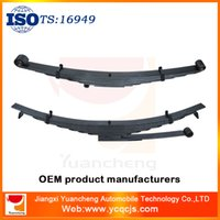 Wholesale Automotive Spare Part Suspension System Crv4 Leaf Spring