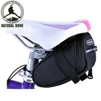 Wholesale NaturalHome Brand Roswheel Outdoor Cycling Mountain Bike Bags Bicycle Saddle Bag Back Seat Tail Pouch Package