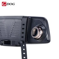 Wholesale 7 quot Touch RAM GB ROM GB Split View smart voice recording HD Dual Lens car camear rear parking GPS navigation WiFi FM Transmit