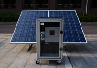 Wholesale Model Y100 kw V high quality household appliances Small and Portable Solar Power Generator