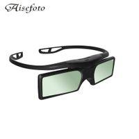 Los vidrios activos 3D de los vidrios de la TV del obturador 3D de G15-BT Bluetooth 3D para el proyector TV de Epson / Samsung / SONY / SHARP Bluetooth 3D TV liberan el envío