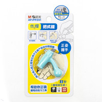 Wholesale Cute Kawaii Pencil Writing Aid For Kids Aid Silica Gel Accessories Suit For Years Old Stationery