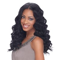 Wholesale New Fashioin Brazilian Virgin Hair Lace Front Wig Natural Wave Natural Color Density Lace Human Hair Wig For Black Woman