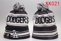 angeles crochet - Sport Dodgers winter baseball Los Angeles beanies for Cubs Sport Knit Hat Pom Knit Hats Sports Cap Beanies Hat Mix Match Order All Caps